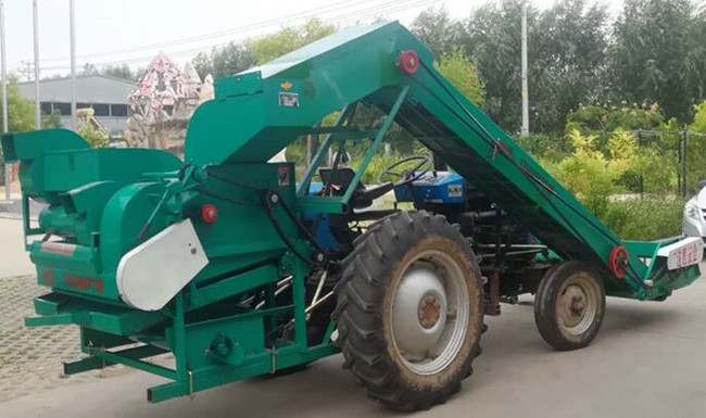 HOT SALE- UGT07 Fully Automatic Corn Threshing Machine