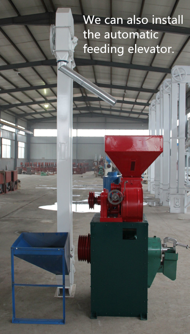 UGM-2 Millet and Paddy Husking and Milling Machine