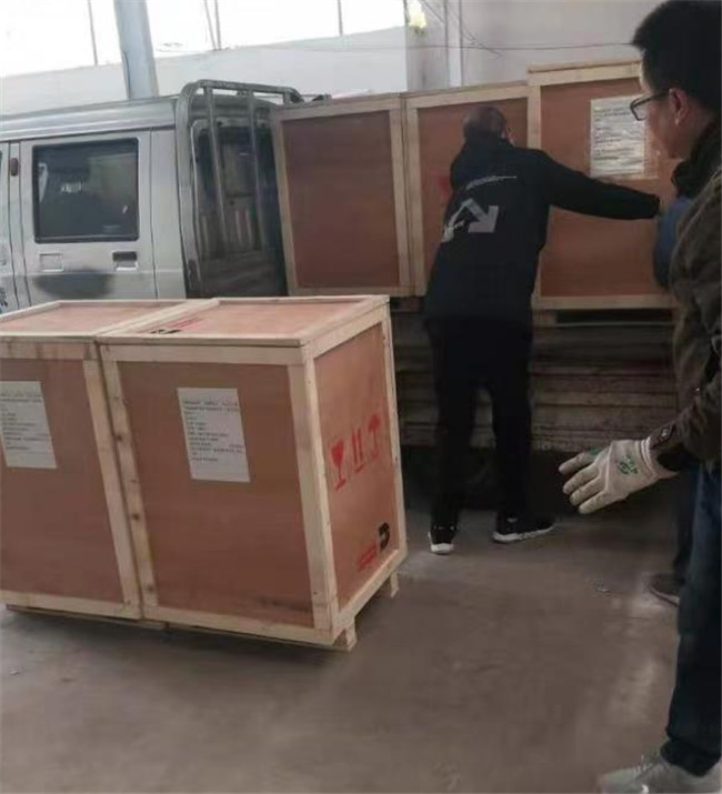 Vacuum Packaging Machines Delivery to Liberia, Togo, etc.
