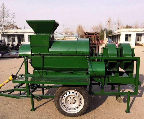 large crops thresher